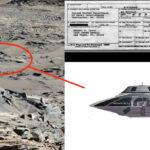 Afirman que sitio de impacto de Ovni en Marte es prueba irrefutable de extraterrestres