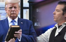 Experto en la biblia predice que Donald Trump todavía ganará las elecciones de manera espectacular